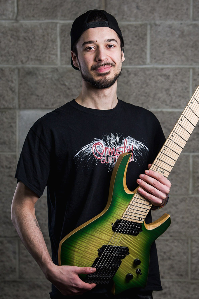 Ormsby Guitars Artists