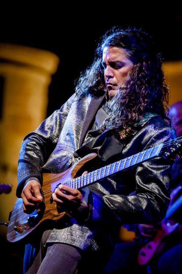Ormsby Guitars Artists Pablo Salinas