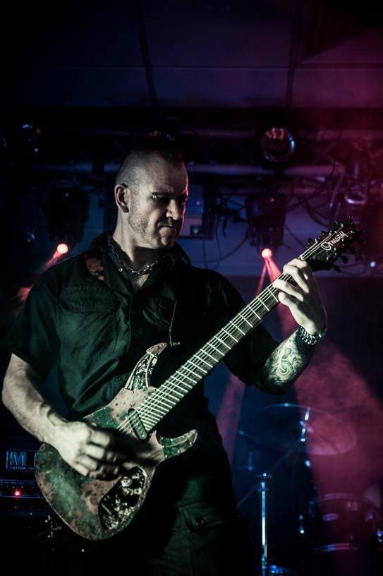 Ormsby Guitars Artists Born From Trauma