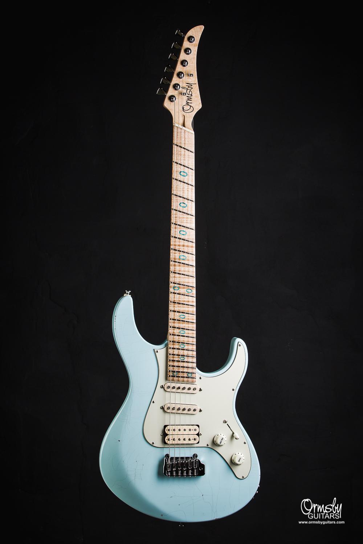 Ormsby Guitars Custom GENESIS