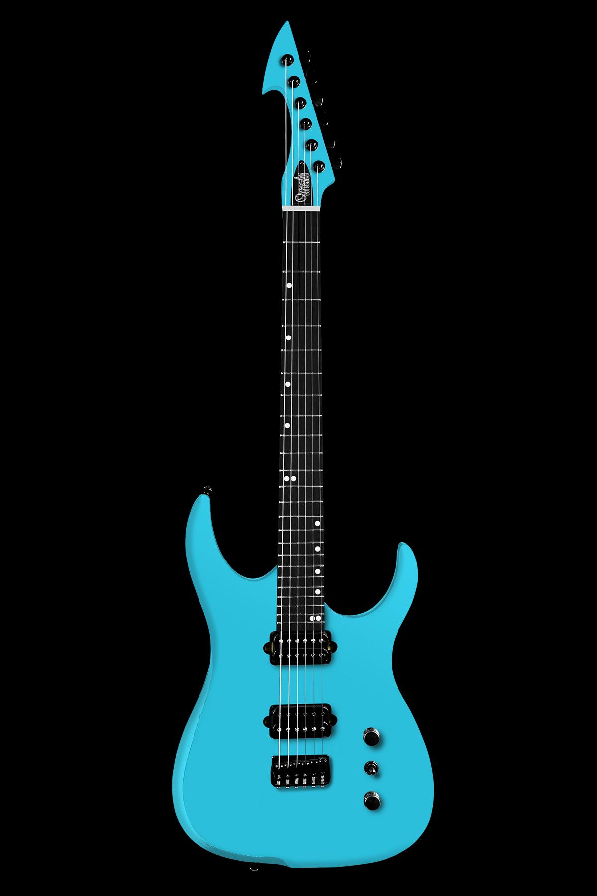 orsmby guitars GTI standard