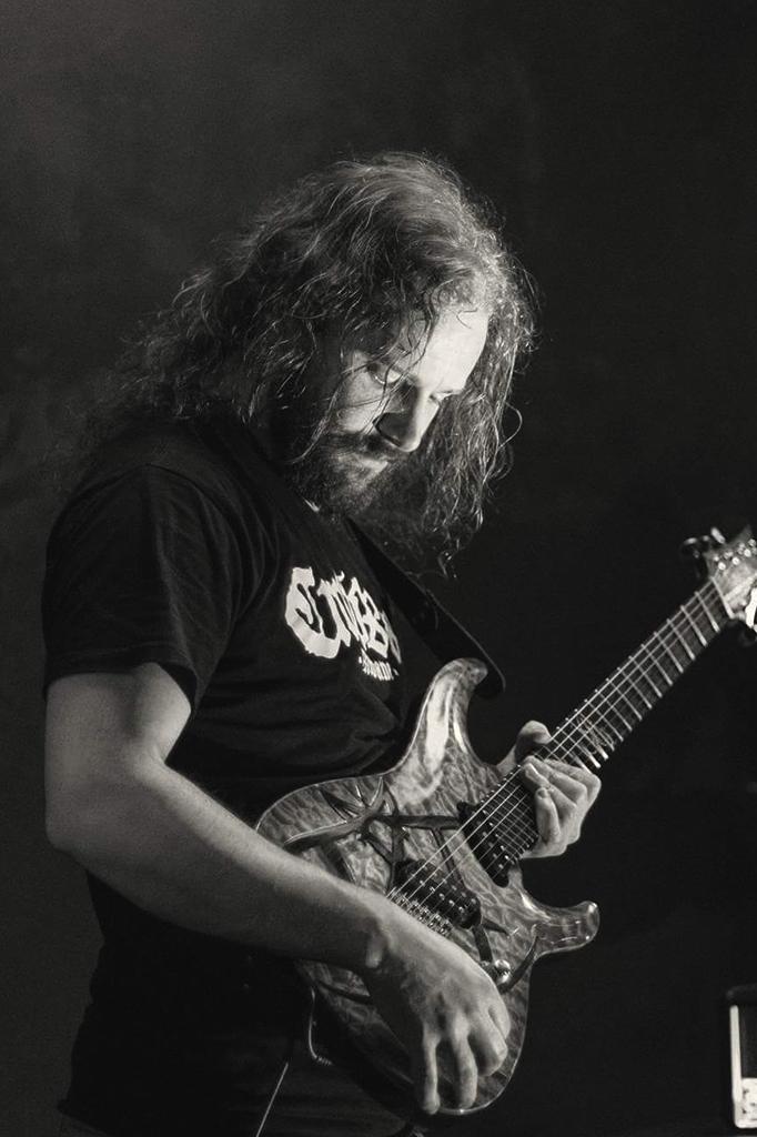 Ormsby Guitars Artist Joe Haley