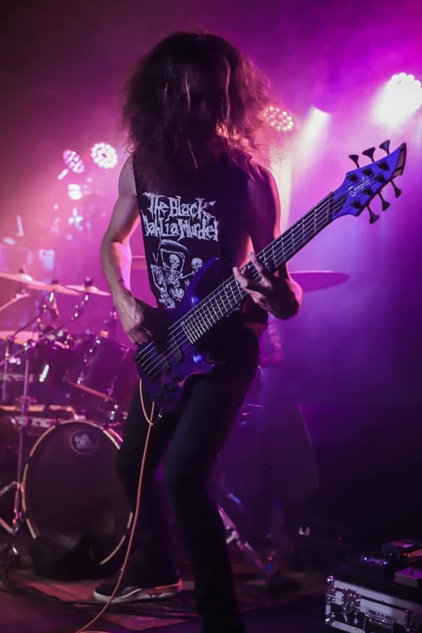 Ormsby Guitars Artists hollow world bass