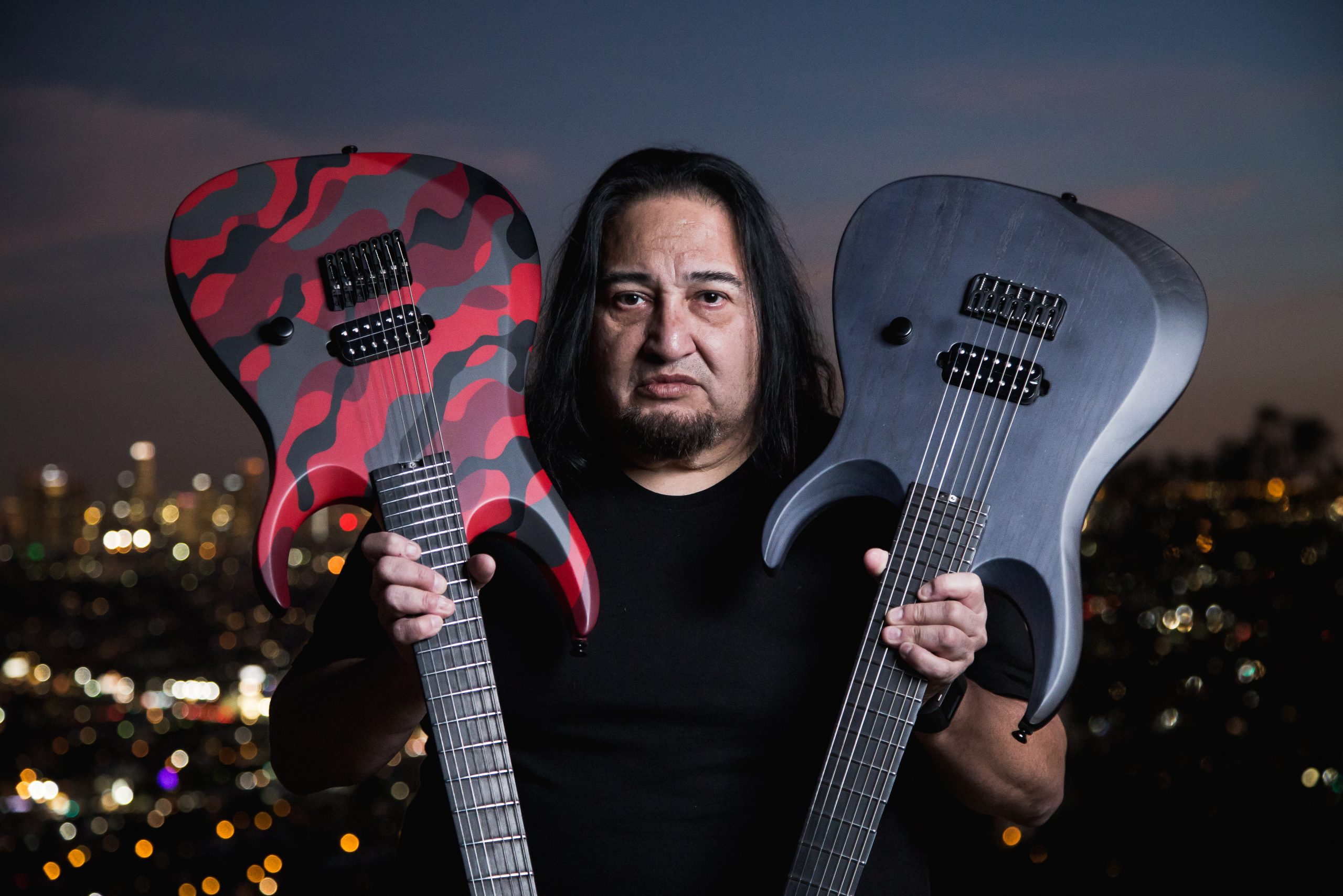 Ormsby Guitars Signature Series Fear factory dino cazares