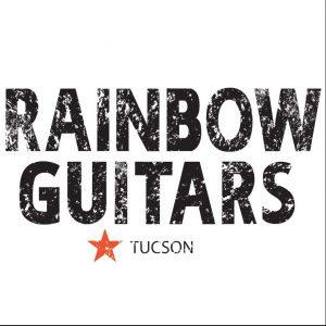 Ormsby Guitars rainbow