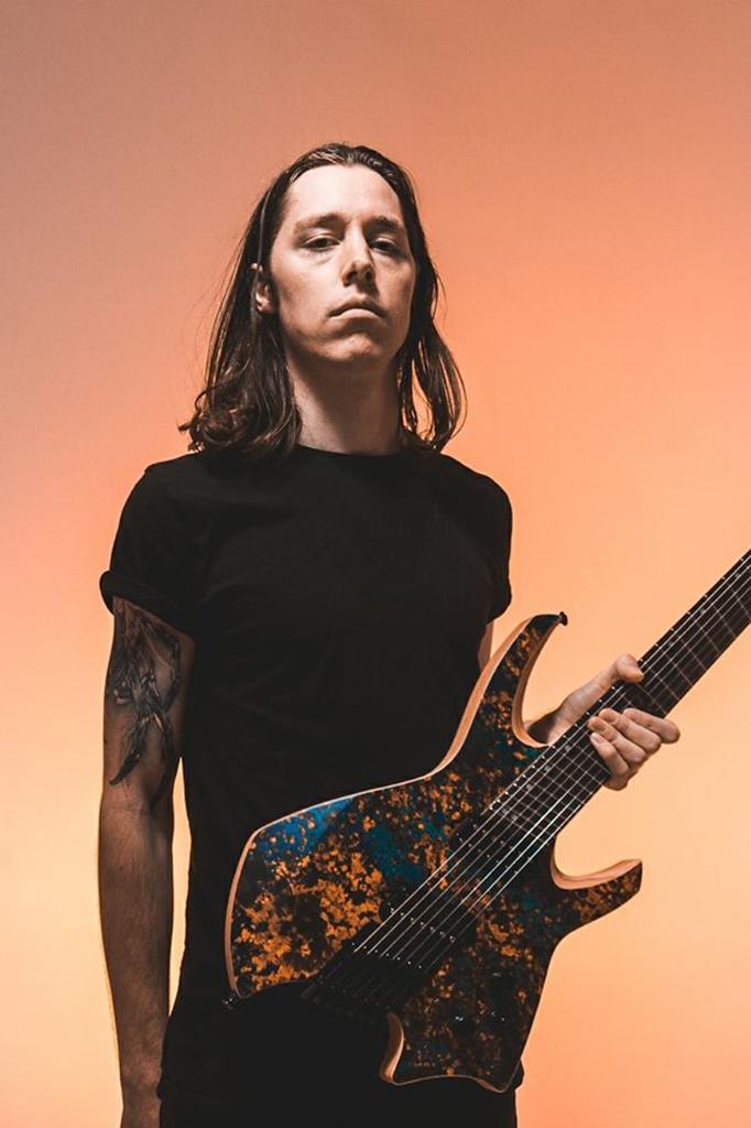 Ormsby Guitars Artist Theo Goslett