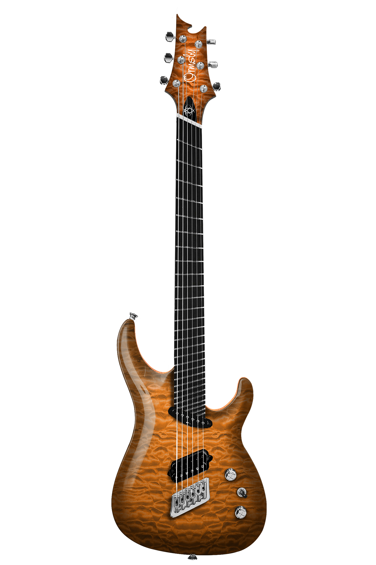 Ormsby Guitars Signature Series Rusty Cooley