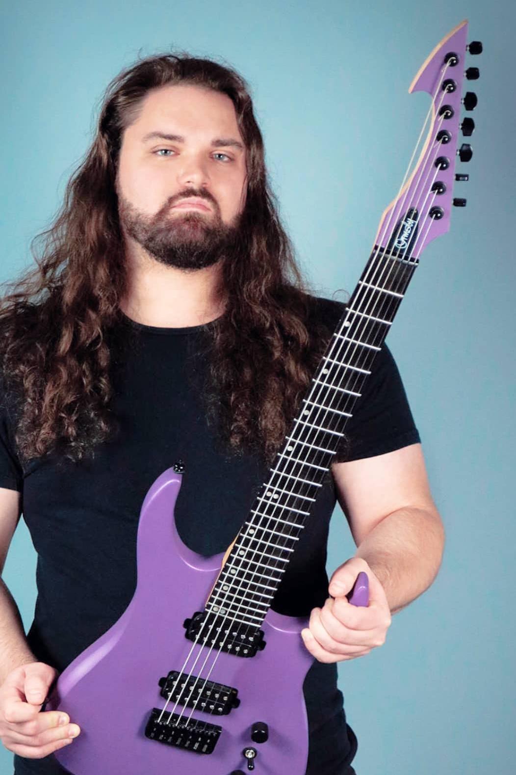 Ormsby Guitars Zachary Adkins