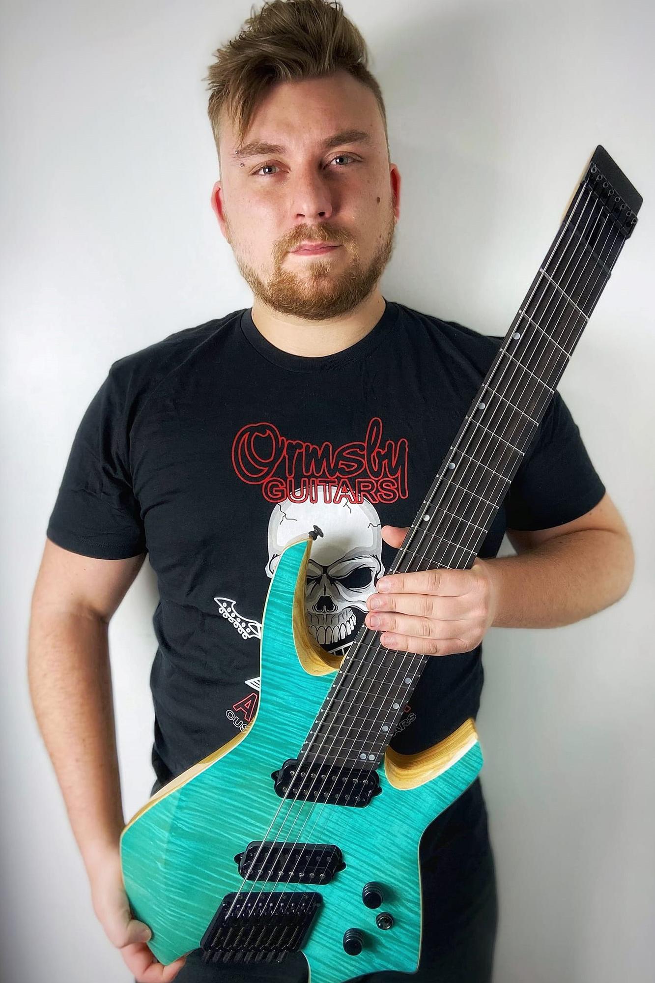 Ormsby Guitars Artists Greylotus