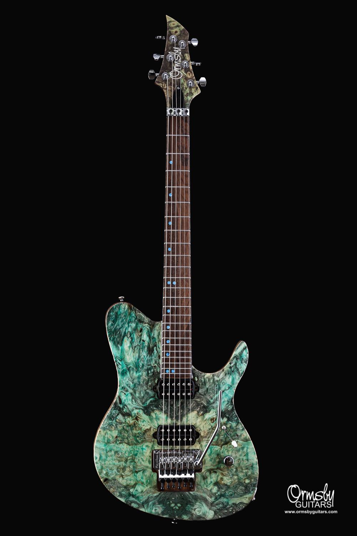 Ormsby Guitars Custom Finish TX