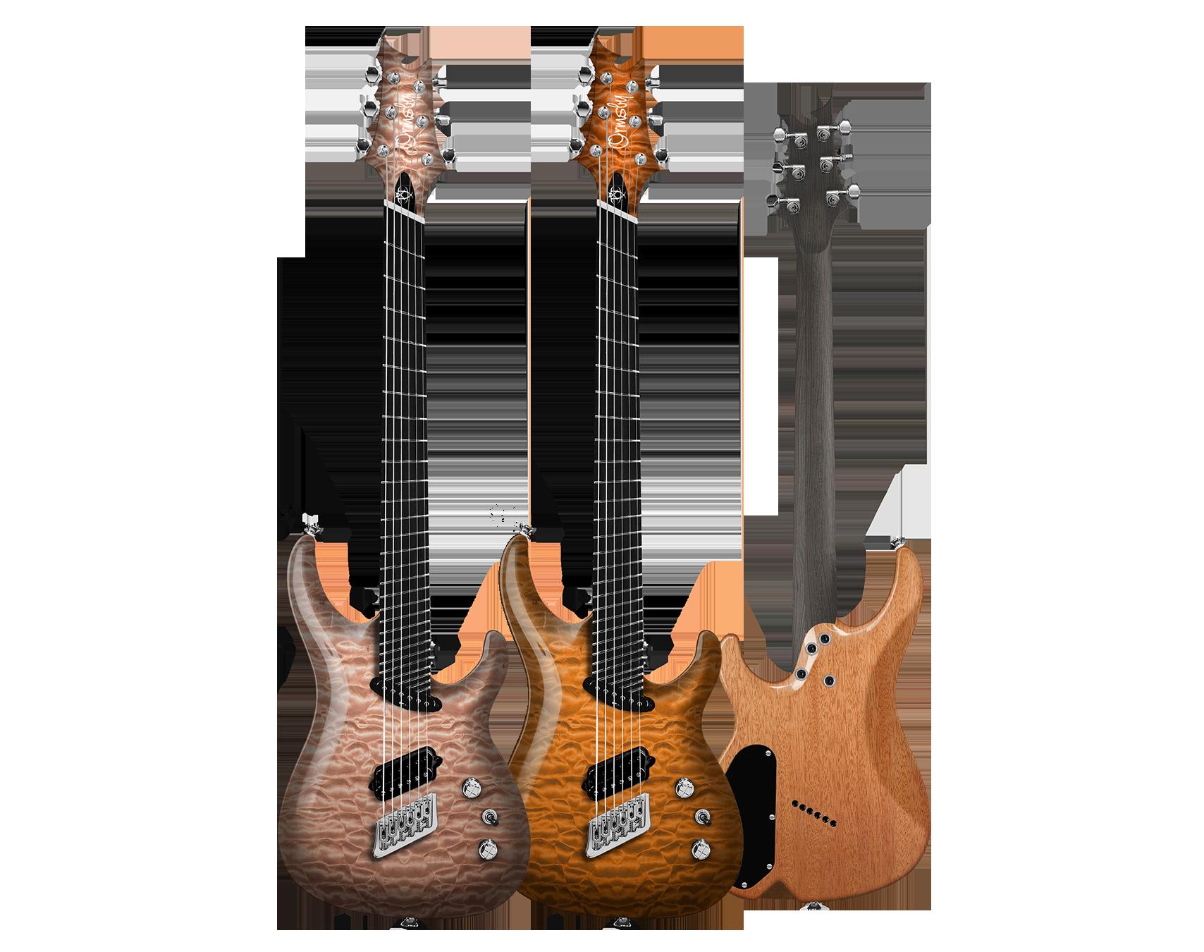 Ormsby Guitars Run 15 Joe Haley SX