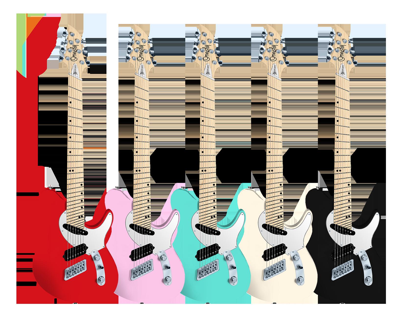 Ormsby Guitars Run 15 TX GTR