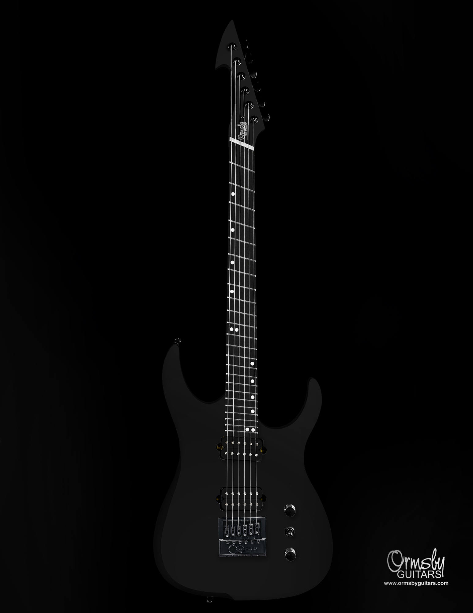 Ormsby Guitars GTI Hype