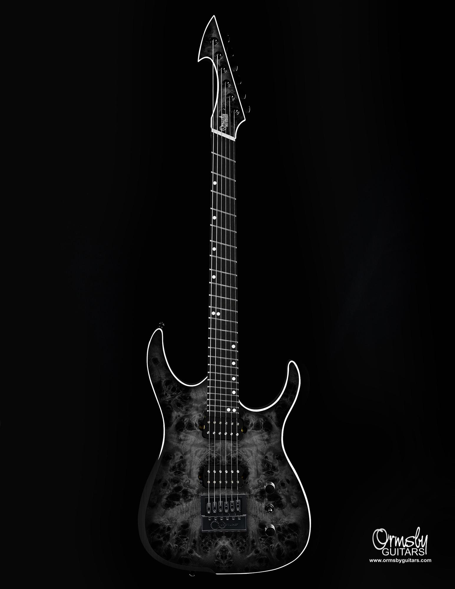 Ormsby Guitars GTI Hype Poplar Exotic