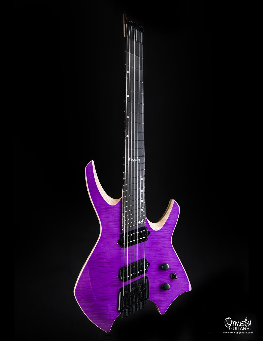 Ormsby Guitars Headless Goliath GTR