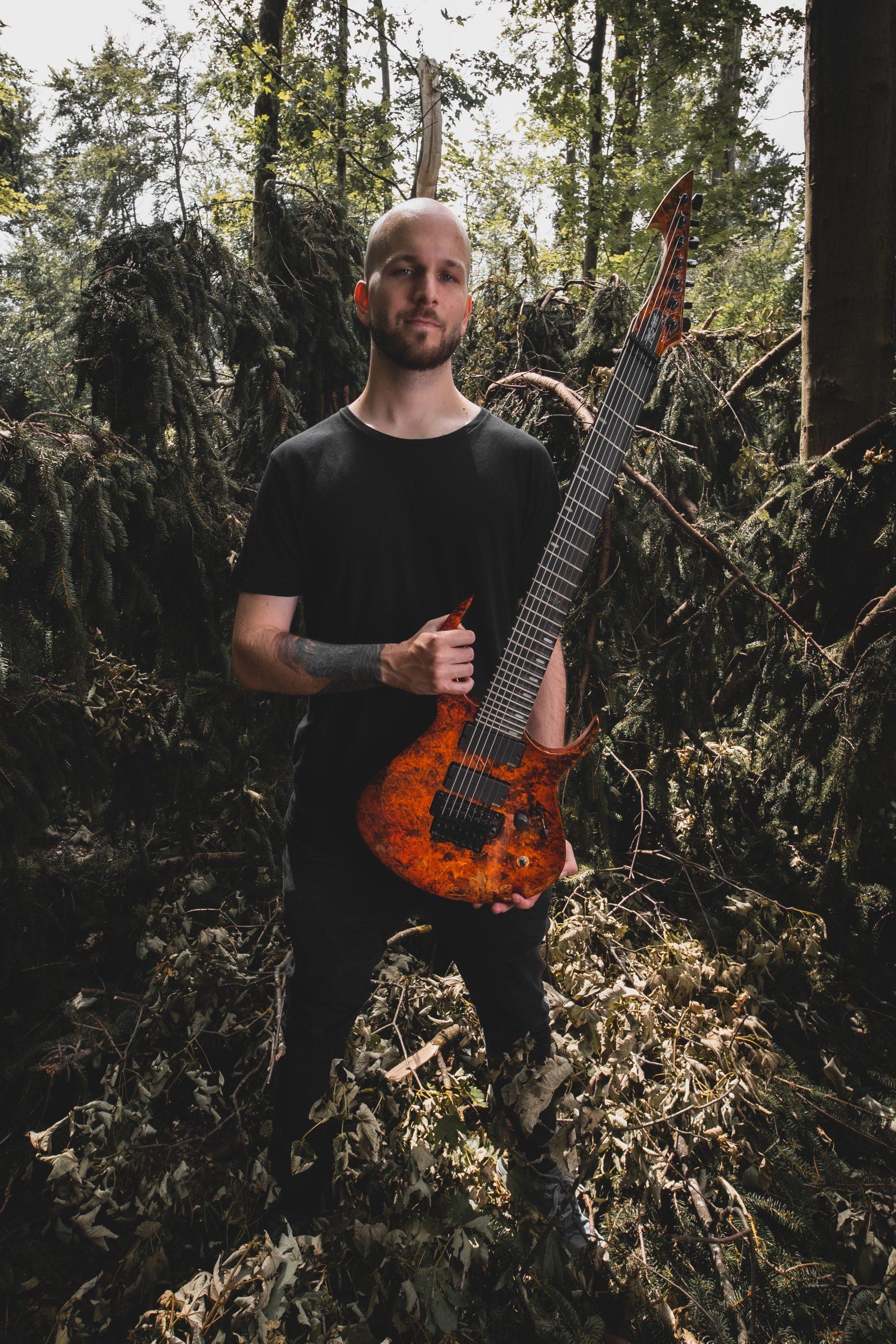 Ormsby Guitars Artists Virvum Nic Gruhn