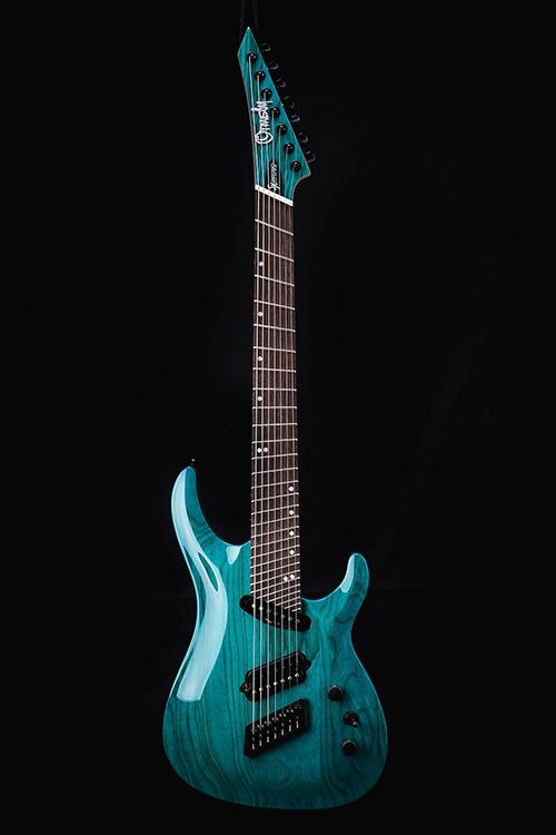 Ormsby Guitars Multiscale SX