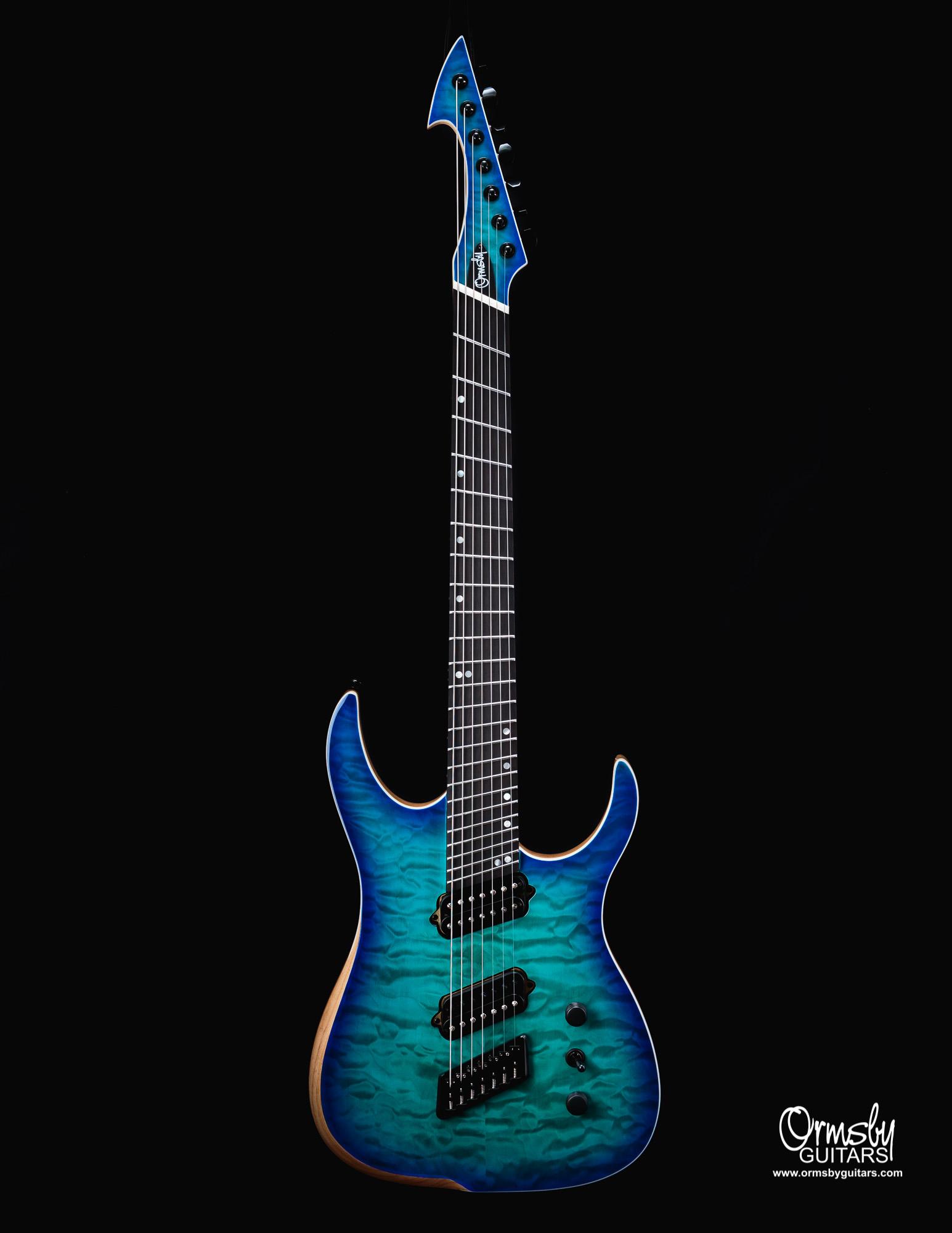 Ormsby Guitars GTR Hype Run11