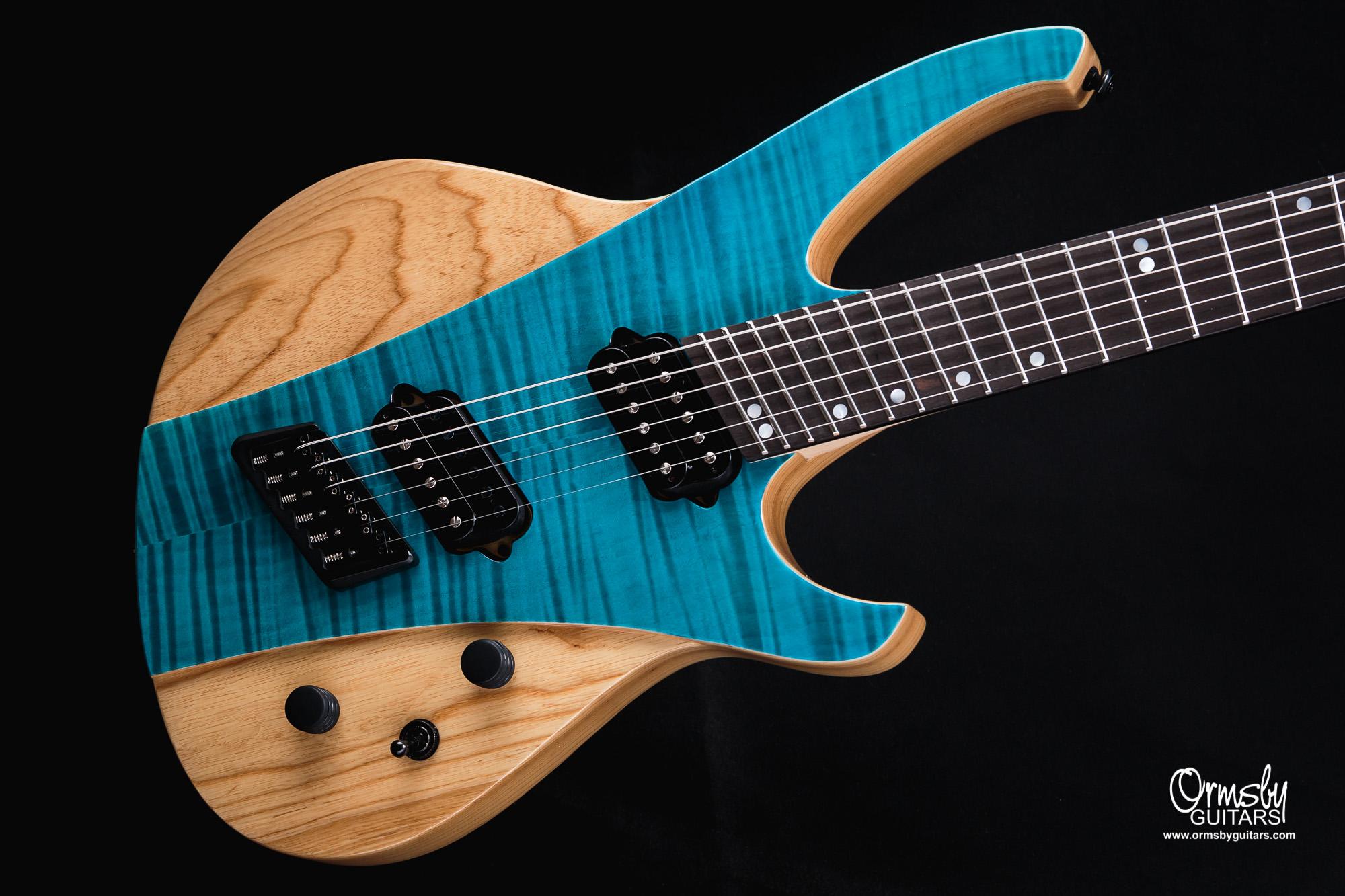 Ormsby Guitars Futura GTR