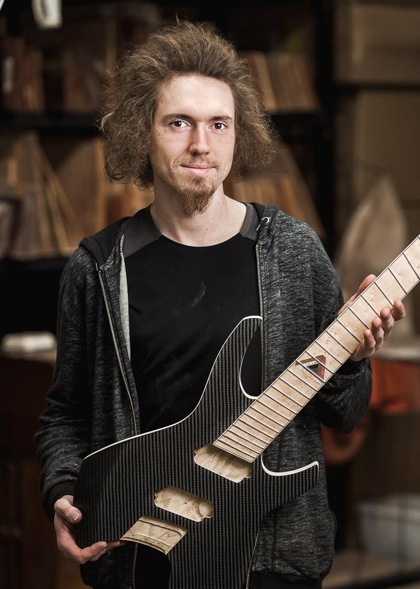 Ormsby Guitars Staff