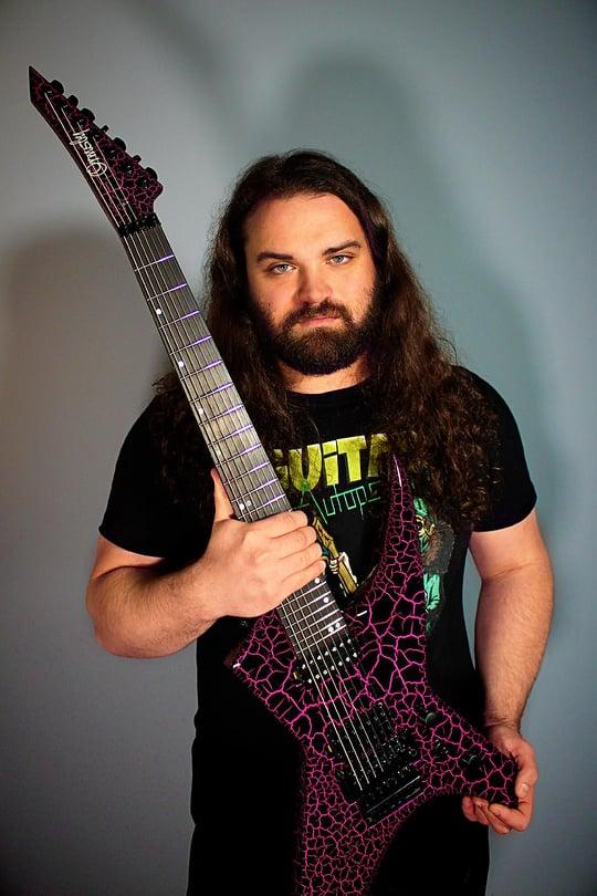 Ormsby Guitars Artists Zachary Adkins