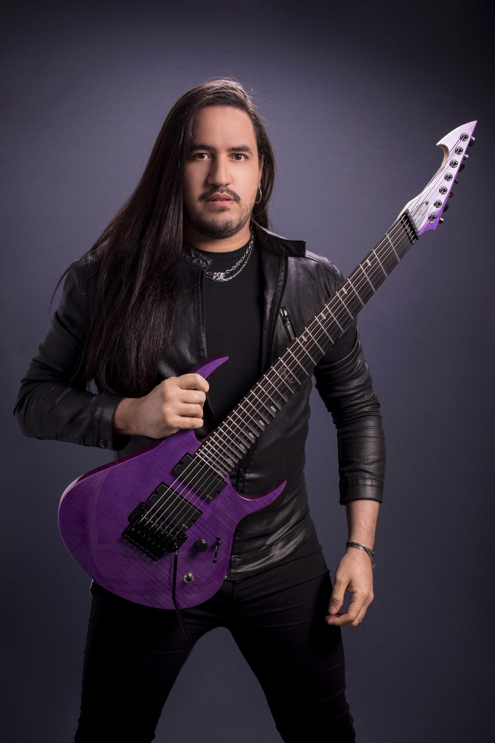 Ormsby Guitars Artists Roberto Barros RC