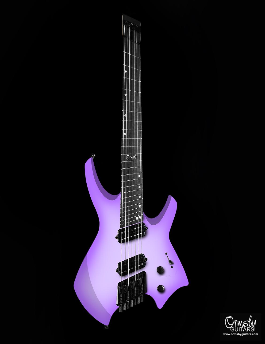 Ormsby Guitars Goliath Run 14