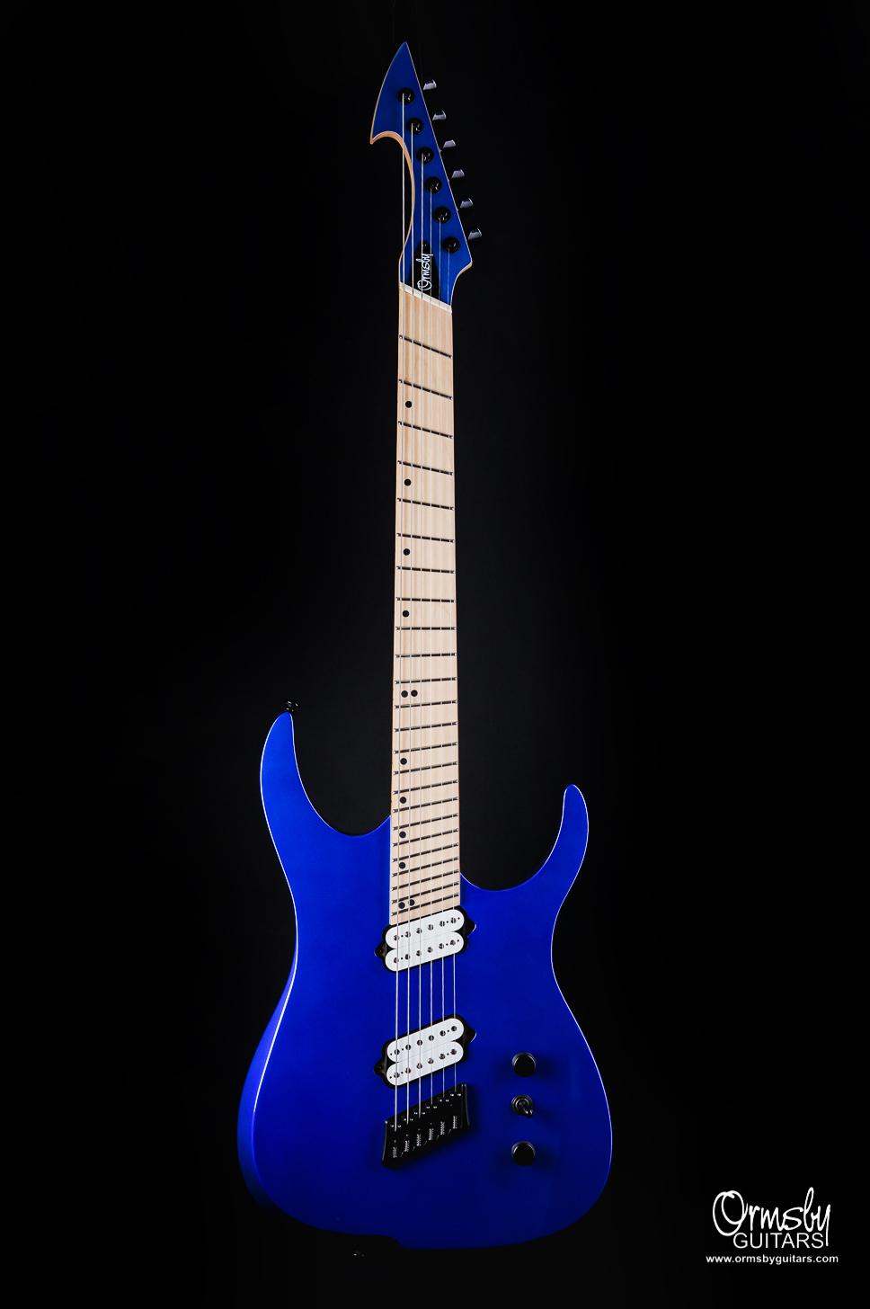 Ormsby Guitars Run 5 Hype