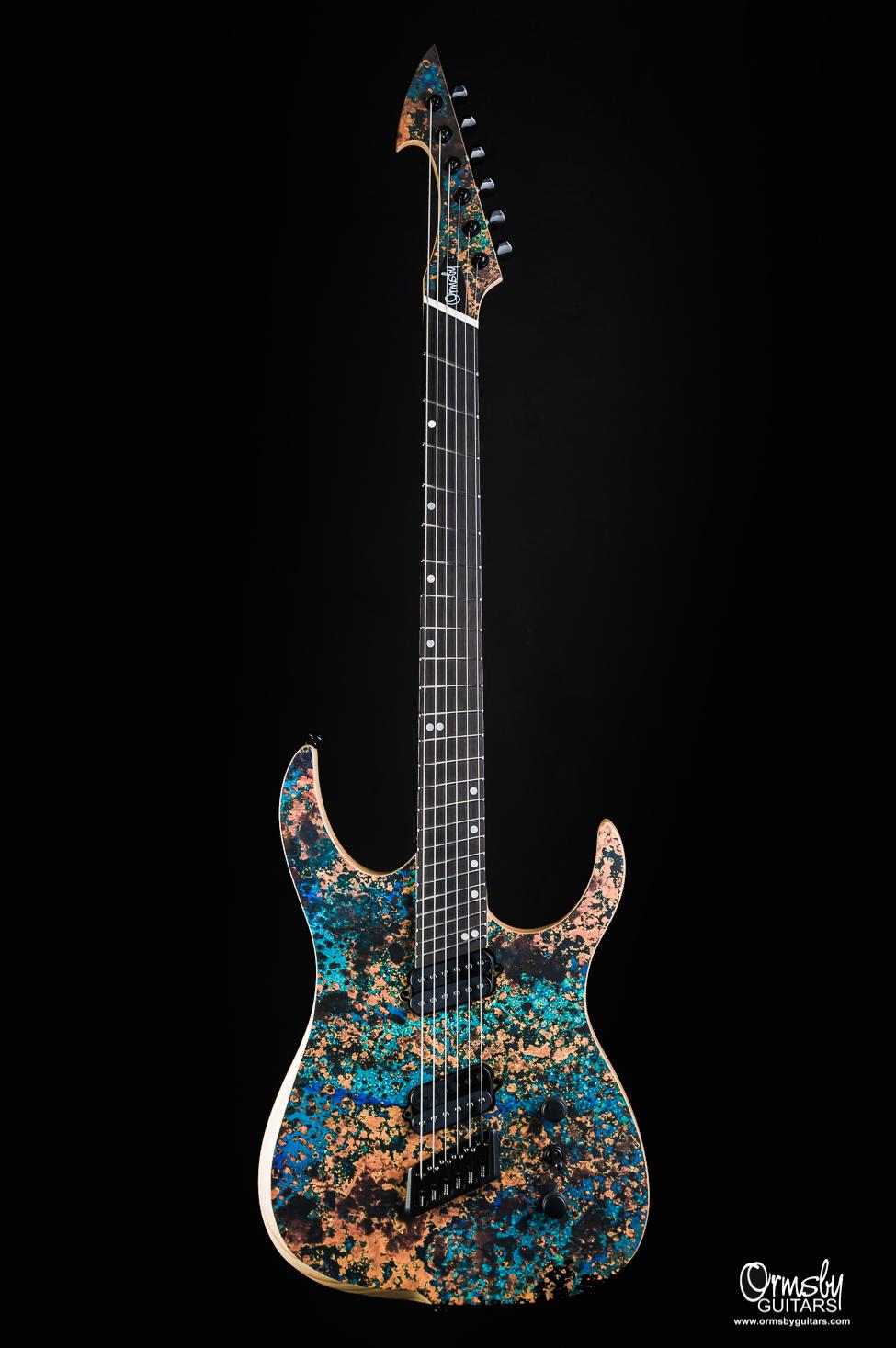 Ormsby Guitars Run 8 Hype Copper