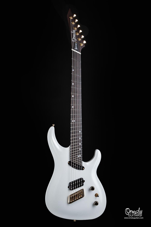 Ormsby Guitars Run 8 SX