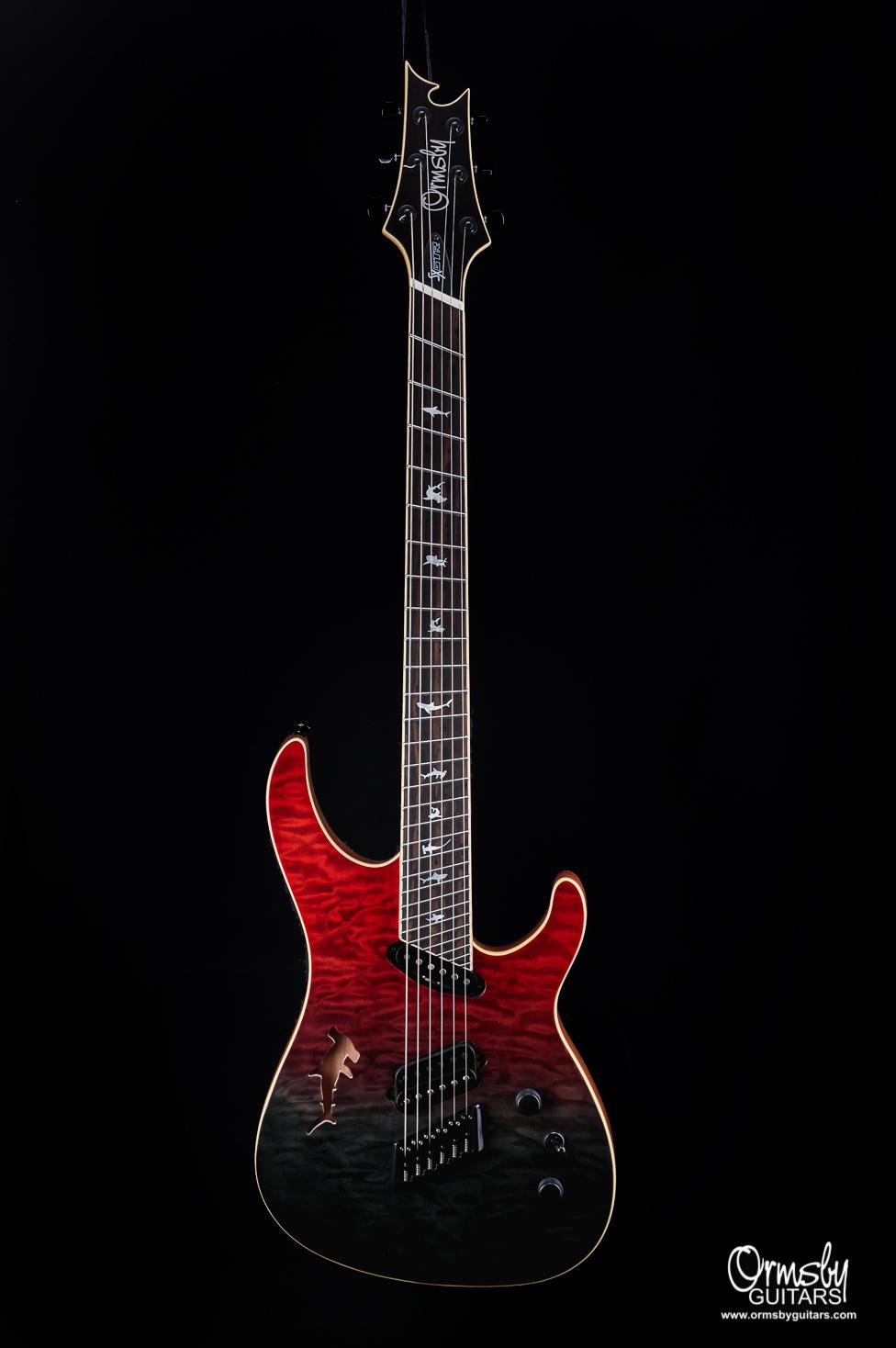 Ormsby Guitars Run 7 SX Shark