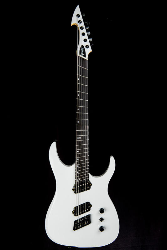 Ormsby Guitars Run 1 Hype