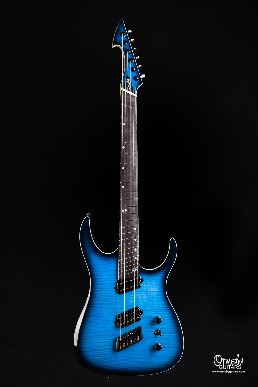 Ormsby Guitars Run 6 Hype