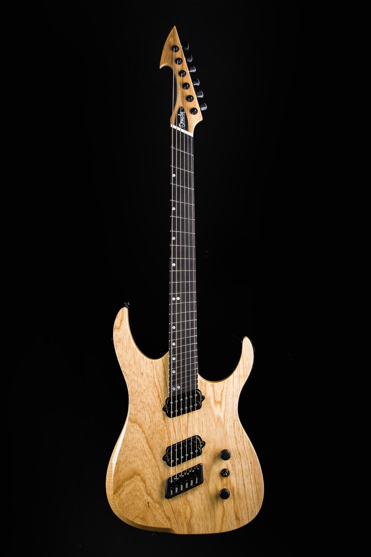 Ormsby Guitars Run 3 Hype Swamp Ash Natural
