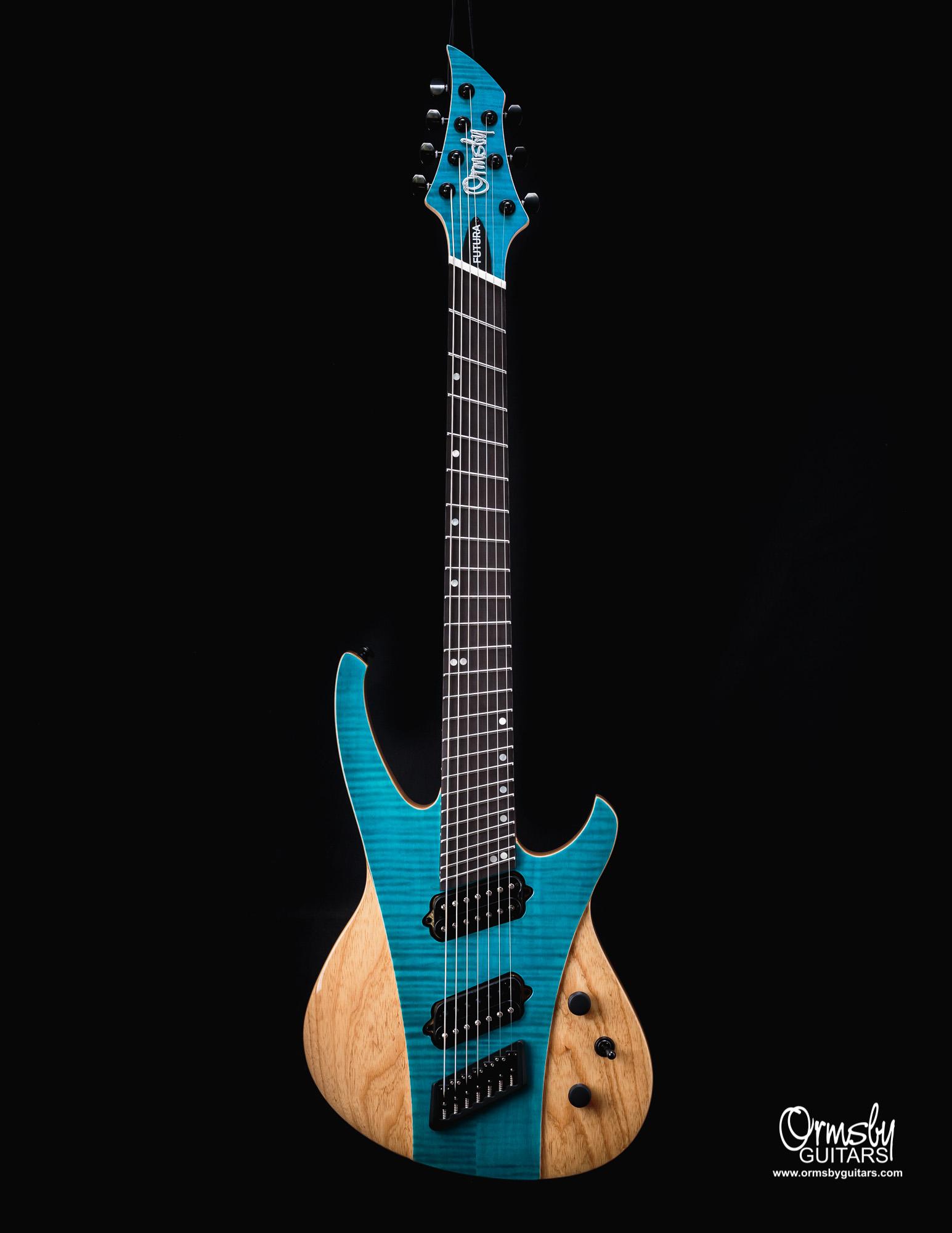 Ormsby Guitars Run 10 Futura