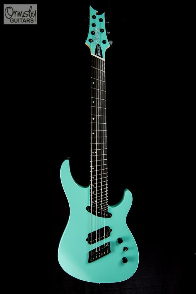 Ormsby Guitars Run 1 sx