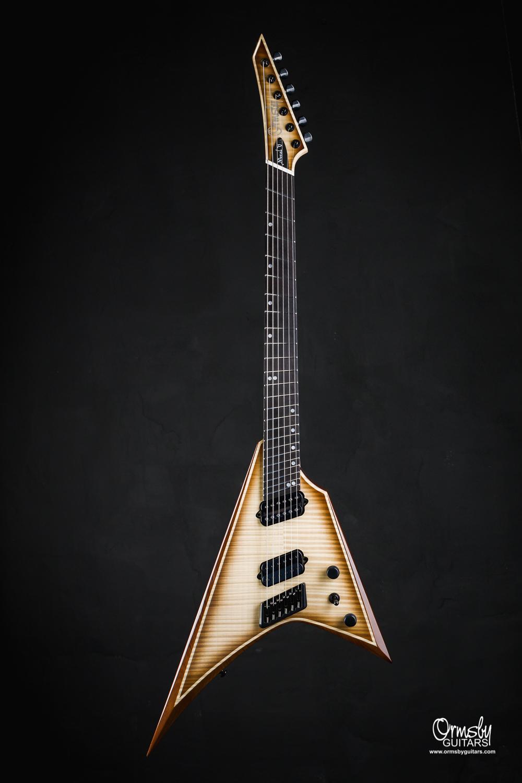 Ormsby Guitars Run 9 Metal V