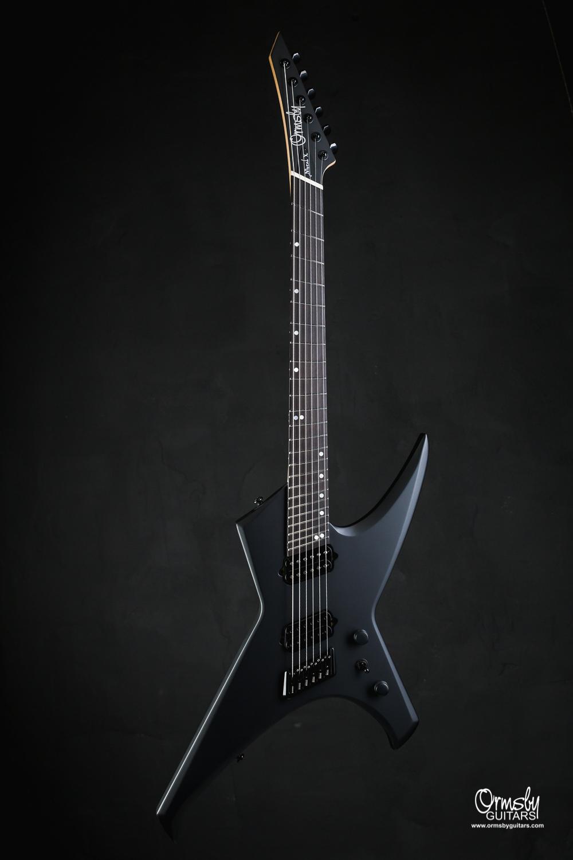 Ormsby Guitars Run 9 Metal X
